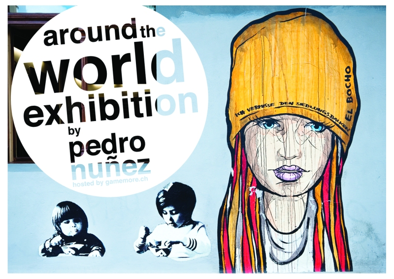 Exhibition Around the world