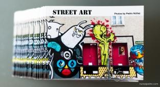 Book Street Art